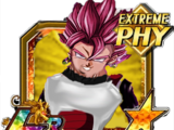 The Fusion of Justice and Divinty Vegito Rosé