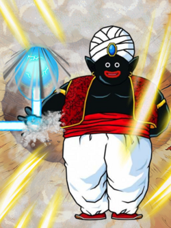 Mr.Popo fake card