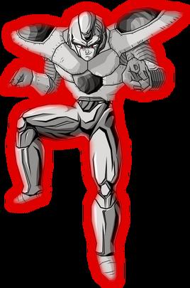 Alpha warrior by db own universe arts-d482hcf