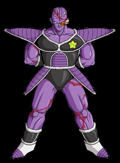Captain kaminari by db own universe arts-d37yevz