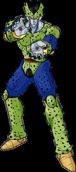 Super cell by db own universe arts-d4sctvu