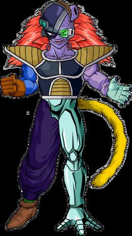 Mutant z by db own universe arts-d3hfu6i