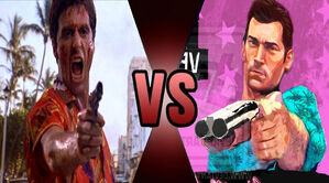 Death Battle Tony Montana vs Tommy Vercetti 2