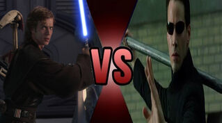 Death Battle Anakin Skywalker vs Neo 2
