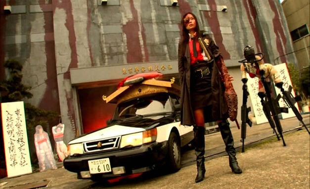 tokyo gore police heroine