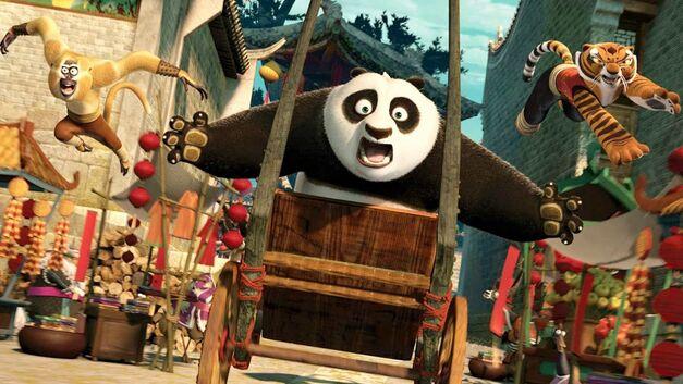 Jennifer Yuh Nelson Kung Fu Panda 2