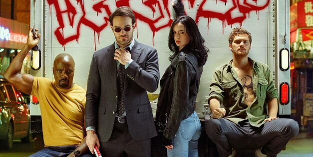 the defenders group shot