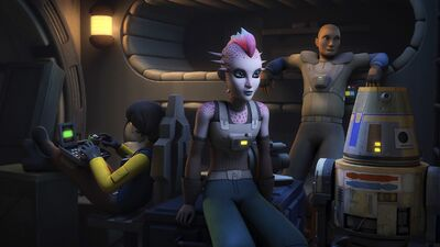 """'Star Wars Rebels' Recap and Reaction: """"Iron Squadron"""""""