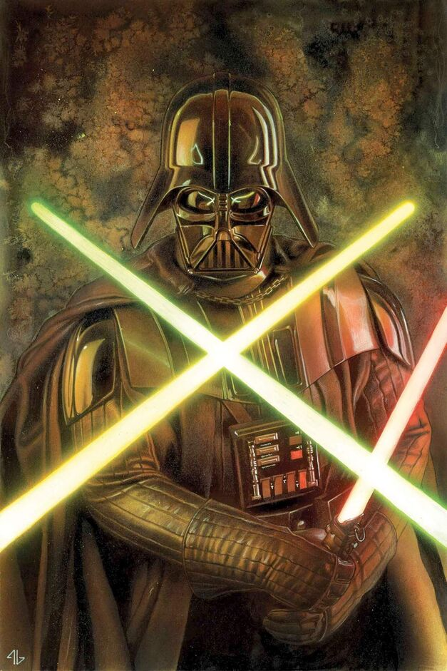Darth Vader, Issue 5 cover