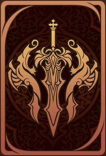 New Warrior card