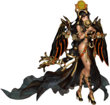 Exalted Hathor raw