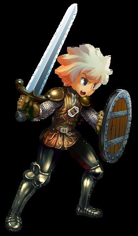 Warriorchar