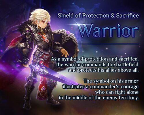 Awakened Warrior release poster