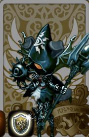 Dark Priest Porin