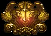 Dragon Buster Badge