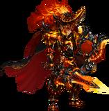 Awakened Guardian Eagle Warrior