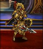 Buster God Warrior