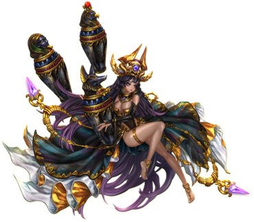 Exalted Nephthys raw