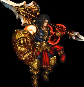 Commander Chronos raw