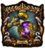 Overlord Francis Roronoa Gaia Weapon