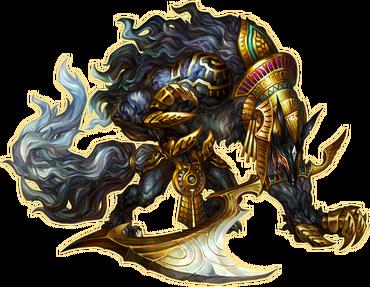 Exalted Anubis raw