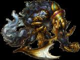 Exalted Anubis