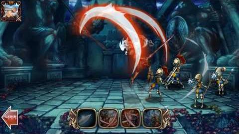 Dragon Blaze Korea - Draco Greysoul Awakened (Review Skills)