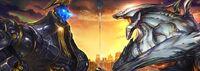 Arch Buster vs Erebos banner