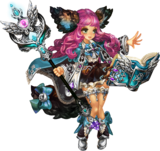 Awakened Priest Pink Hair