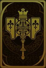 KR Paladin card
