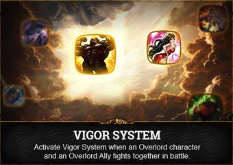 Vigor System thumb
