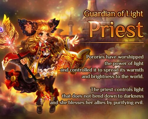 Awakened Priest release poster