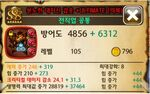 Kr patch equipment max stat changes