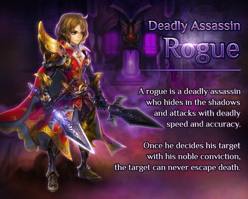 Awakened Rogue release poster