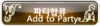 Korean hub button add to party