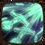 Transcended Gear Skill Dagger Icon