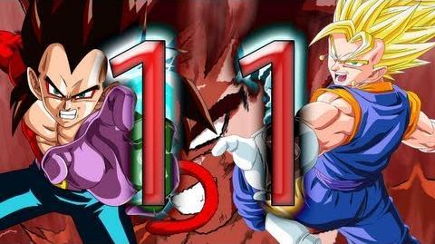 DBAF Evil Goku Saga Episode 11 The Return Of Majin
