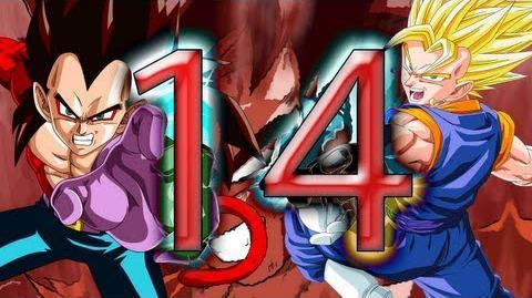 DBAF Evil Goku Saga Episode 14 Semi-Final Showdown