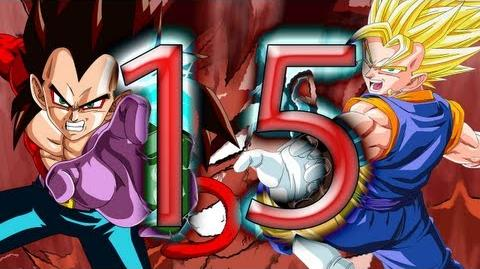 DBAF Evil Goku Saga Episode 15 The Finals
