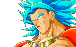 Nightmare broly super sayian 4 by anto97ism-d46vd89