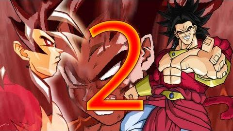 DBAF Evil Goku Saga Episode 2 Unexpected Help