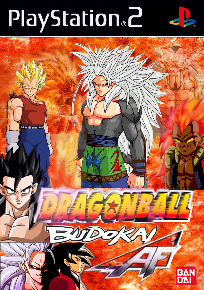 dragon ball budokai af dragon ball af wiki fandom powered by wikia