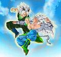 SS5 Goku VS. Xicor.