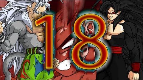 DBAF Evil Goku Saga Episode 18 Gohan's Burst Of Power