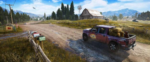 Far Cry 5 - Vista