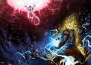 13496 dragon ball z goku vs frieza - Copy