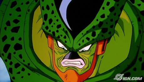 Image - Cell imperfect form.jpg | Dragon Ball Moves Wiki | FANDOM ...