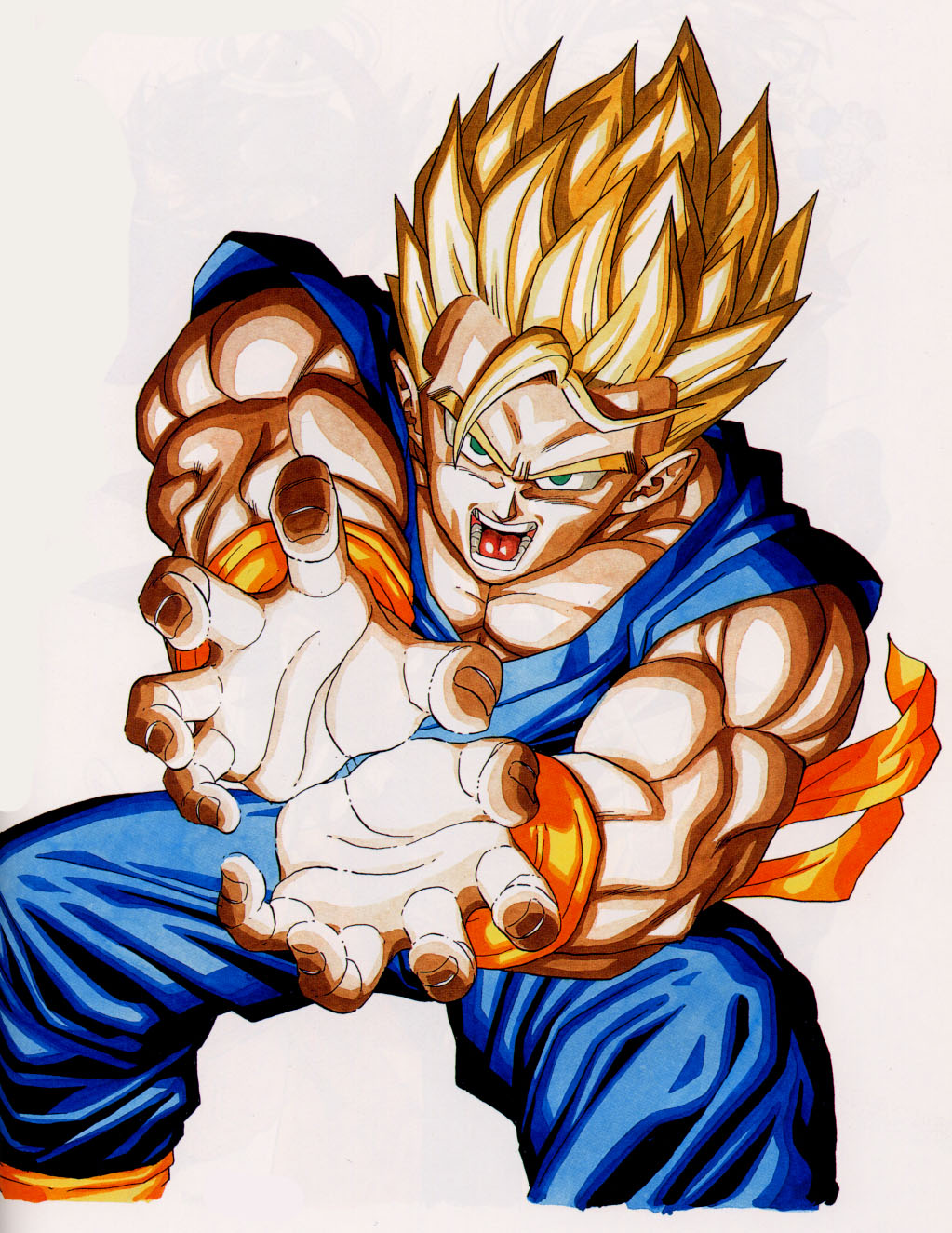 List Of Gohan Moves Dragon Ball Moves Wiki Fandom