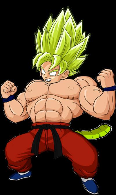 LSS Kid Goku