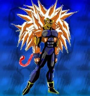 Super Saiyan 10 Goku